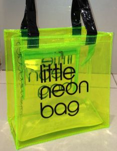 84b4dde98599 Little Neon Bag - Light Green