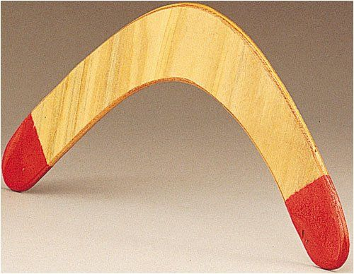 Other Backyard Games Sporting Goods Rothco 11586 Wooden Boomerang