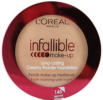 This Item Is Curly Out Of Stock. This Item Is Curly Out Of Stock. Loreal Infallible Long Lasting Creamy Powder Foundation ...