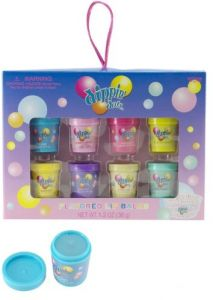 Swell Dippin Dots 8 Pieces Flavored Lip Balm Set Cotton Candy Rasberry Funny Birthday Cards Online Kookostrdamsfinfo