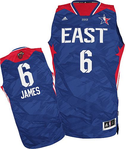 big sale 94fe3 eac2c NBA LeBron James Swingman East All-star Jersey | KSA | Souq