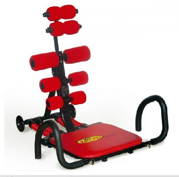 Fitness Equipment Advertisements: Total Core/AB Machine Fitness/exerciser/trainer/workout