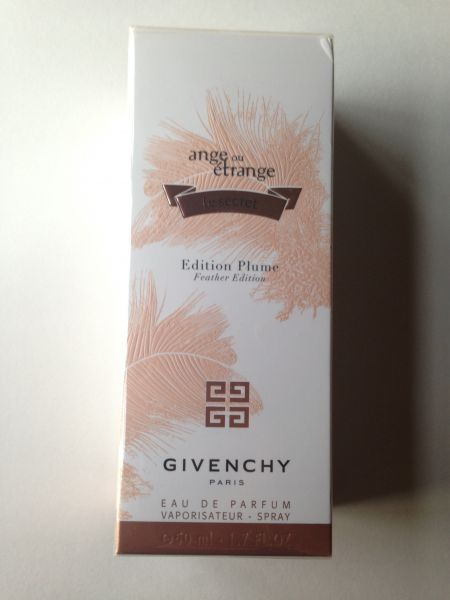 Ange ou demon le secret feather edition givenchy perfume a.