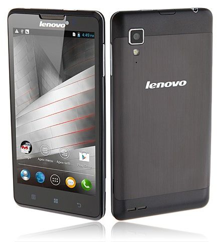 Buy lenovo p780 4gb black ksa souq this item is currently out of stock reheart Gallery