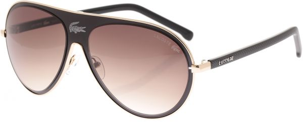 adec03f73e0a Lacoste Sunglasses For Unisex Made of Metal Gold Lens Gold Frame ...
