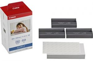 Canon Color Ink Paper Set KP 108IN For Selphy CP910