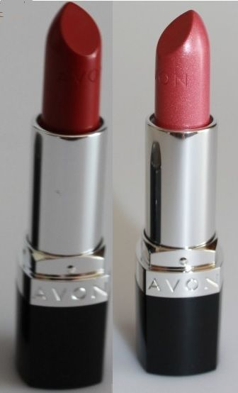 Avon True Colour Lipstick Red 2000