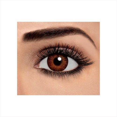 b590bb7510a One Pair Of Freshlook Contact Lenses Brown Colour ( -2.25) Power