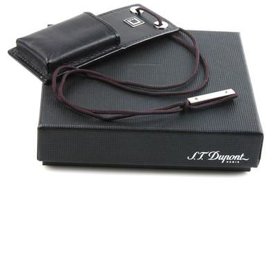 ab6b6debcb8e S.T. Dupont - Luxurious Leather Lighter Case
