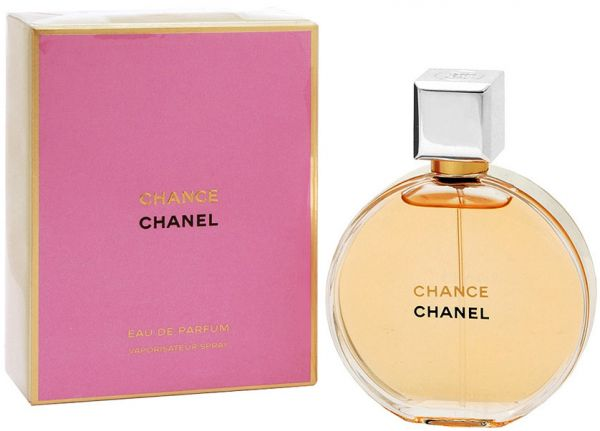 Chanel Chance For Women 3145891265200 -100ml 2fa1fc1025
