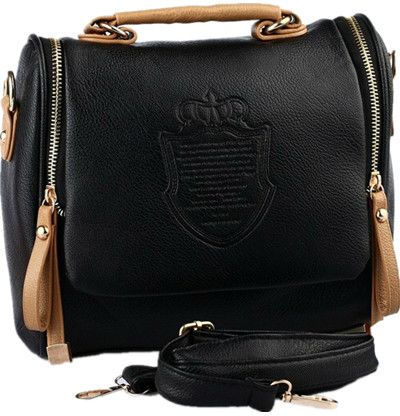 Women s Handbag Satchel Vintage Leather Crossbody Shoulder Bag ... fd286550dc6e8