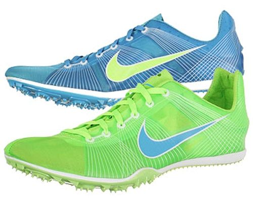 08993e54edd1 سبايكس Nike Zoom Victory Middle Distance Running Spikes