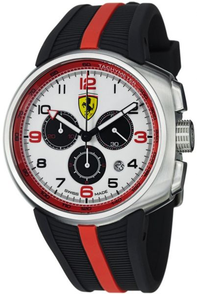 d305688a10af4 ساعة فيراري رجالي Ferrari Mens Wristwatch Model FE10ACCCGWT ...