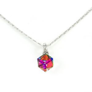 Swarovski casioswarovskiscarlet bijoux uae souq swarovski womens 18k white gold plated necklace swr 004 aloadofball Gallery