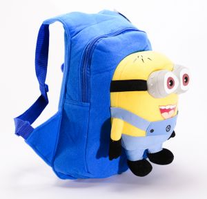 502a771b9613 Despicable Me2 - Minion Plush Backpack School Bag - Jerry