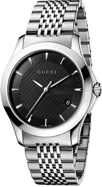 bf7276cb5ee Gucci Women s YA126502 G-Timeless Stainless Steel Watch