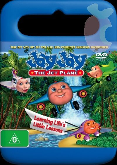 Jay Jay The Jet Plane Learning Life S Little Lessons Dvd Souq Uae