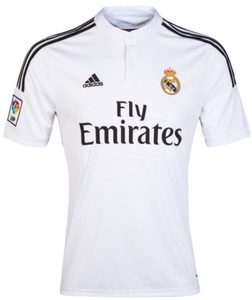 7c08a4aa3 Adidas Real Madrid Home Jersey | Souq - Egypt