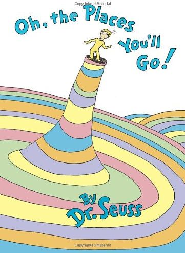 Oh The Places Youll Go By Drseuss 1990 Souq Uae