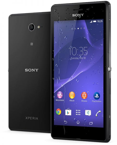 Sony Xperia M2 Aqua user ratings and reviews