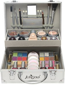 Just Gold Makeup Kit - JG 232