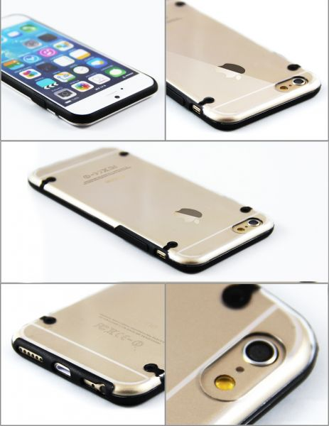 reputable site b6baf 4f130 Case Cover iPhone 6/iPhone 6S - Transparent