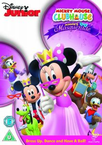 Buy Mickey Mouse Clubhouse Minnies Masquerade Full Frame The The