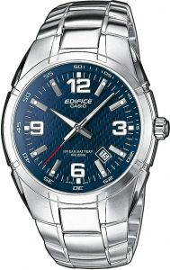19b507cc9 Casio Men's Blue Dial Stainless Steel Band Watch [EF-125D-2AVEF]