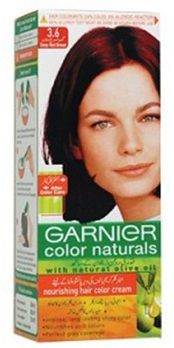 Souq Garnier Color Naturals 3 6 Deep Red Brown Ksa