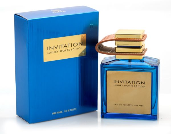 Souq emper invitation sport edt for men 100 ml uae this item is currently out of stock stopboris Choice Image