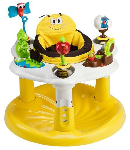599086514544 Evenflo Exersaucer Bounce and Learn