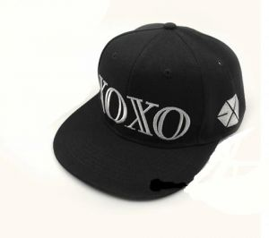 bc7ca7974d0e2 The flat brimmed hat cap of male and female Korean hip hop