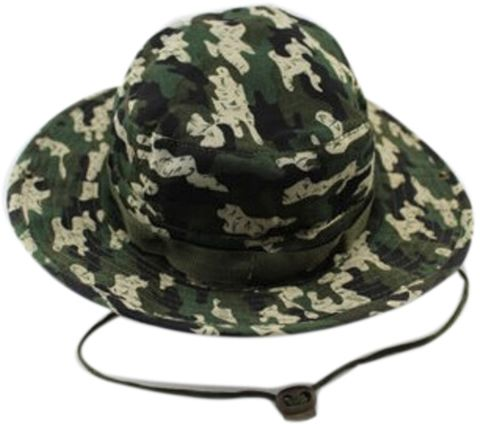 946d50b05cd Camouflage Military Outdoor Cap Hiking Mountaineer Camping Fishing Boonie  Hat