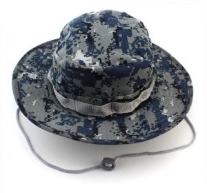 c8e869b78ca Camouflage Military Outdoor Cap Hiking Mountaineer Camping Fishing Boonie  Hat