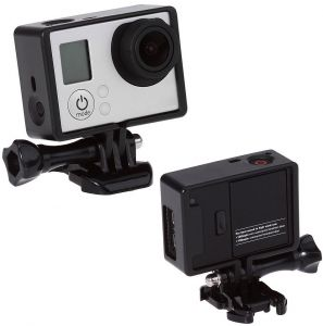 Standard Frame Mount Housing with Mounting Base for GoPro Hero4 /3 Plus/3