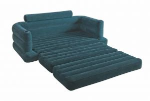 Intex Two Person Inflatable Pull Out Sofa Bed Sb Lg 68566