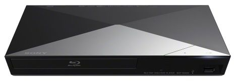 Sony 3D Streaming Blu-ray Disc Player [BDP-S5200] Black