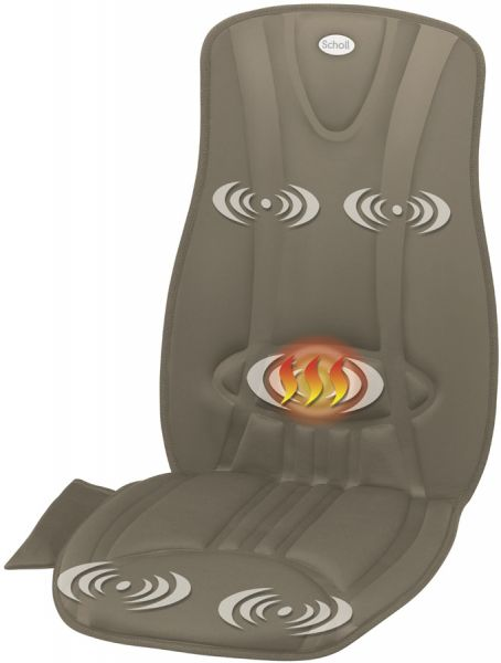 Scholl Vibrating Seat Chair Massager