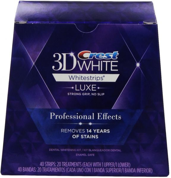 best crest whitening strips