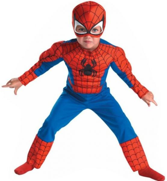 halloween childrens clothingkids halloween mascot spiderman costumeschildren spider man costume