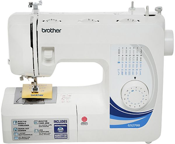 Brother Computerized Sewing Machine 40 Stitches [GS4000] Souq UAE Interesting Brother 27 Stitch Sewing Machine