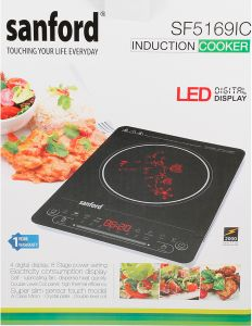 Sanford Induction Cooker Sf5169ic Bs