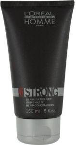 L Oreal Homme Strong Hold Gel 6 5 Oz