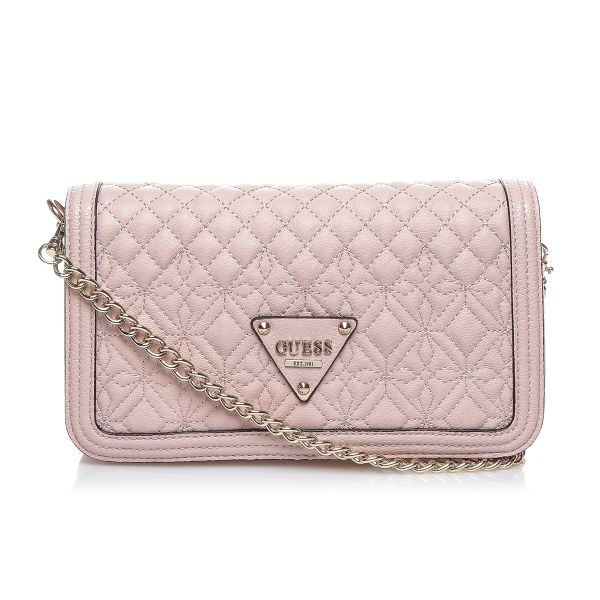 d8135bcf6ea3 ... nwt colorblock crossbody purse envelope flap handbag off white pink  chain guess sweet candy crossbody new guess pink mini crossbody las purse.  Guess ...