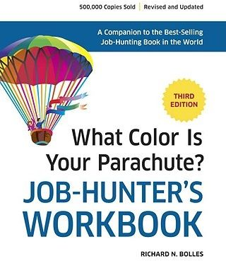 Souq | What Color is Your Parachute Job Hunters Workbook by Richard ...