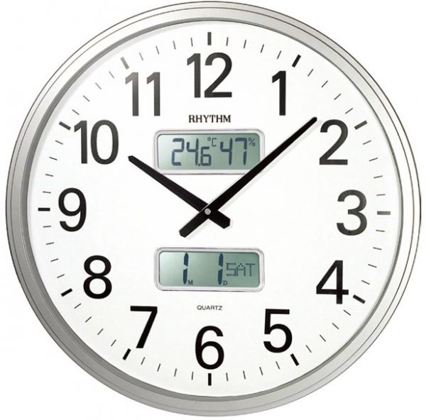 Souq Rhythm CFG709NR19 Wall Clock UAE