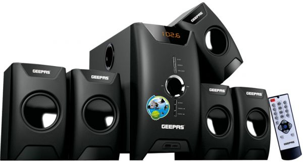 Geepas Entertainment Home Theater System Gms7535n Souq Uae
