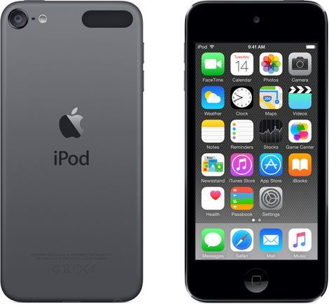 Apple iPod Touch 6G Windows 8 X64 Treiber
