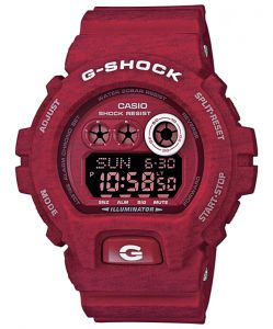 Casio G-Shock for Men - Digital GD-X6900HT-4DR Resin Watch