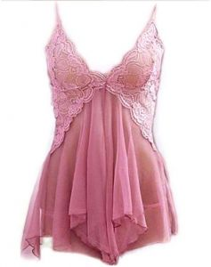 Andi Rose Lingerie Night Sleepwear Lace Babydoll Dress G - String Set For  Woman 9c29cfffc